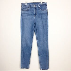 Vince High Rise 5 Pkt Skinny Jeans Size 29
